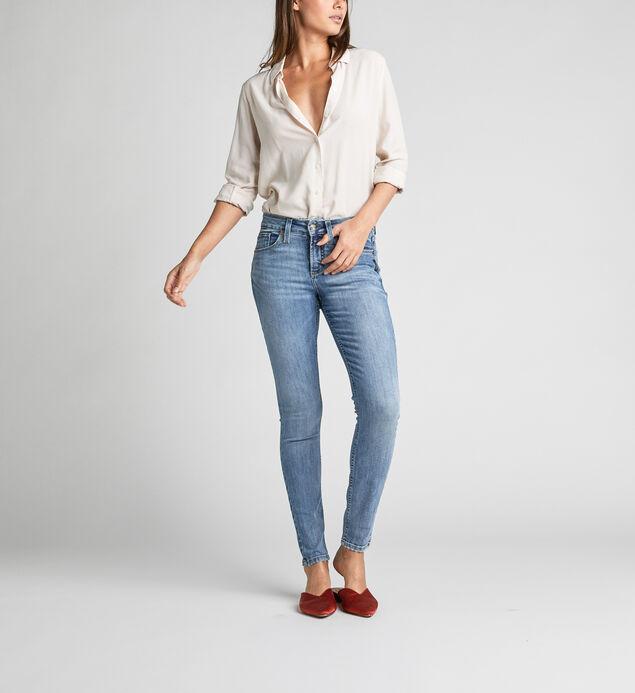 309d610298b Silver Jeans Avery High Rise Skinny Leg Jeans