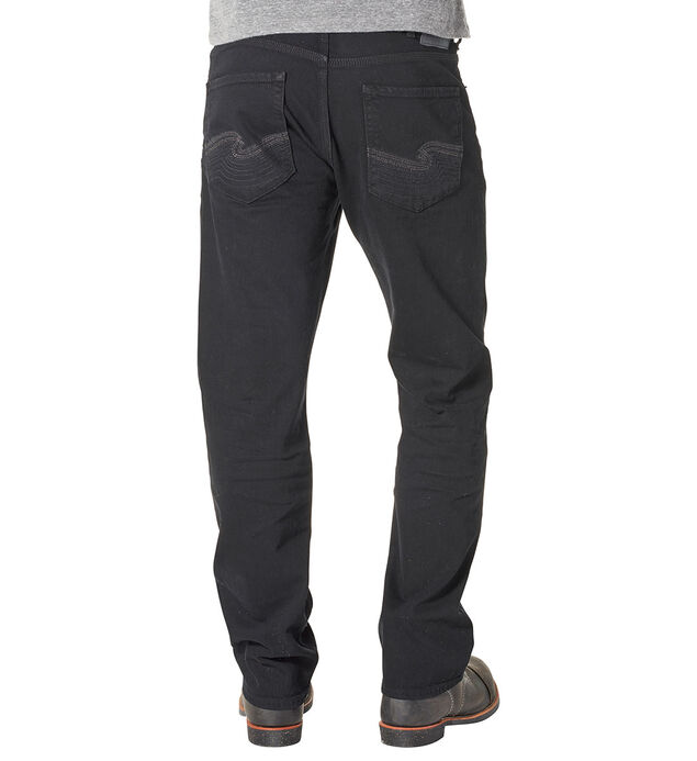 Grayson Color Wash Black Jeans, , hi-res
