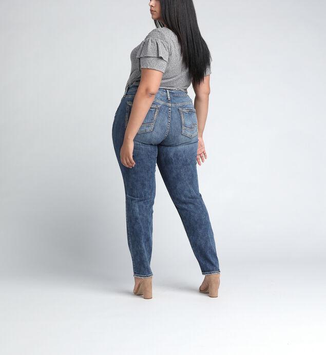 Suki Mid Rise Slim Leg JeansPlus Size, , hi-res