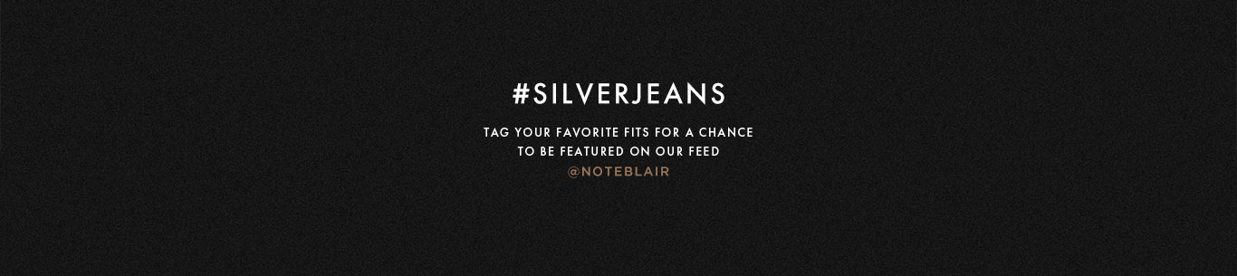 Silver Jeans Co. - #silverjeans - tag your favorite fits for a chance to be featured on our feed - @noteblair