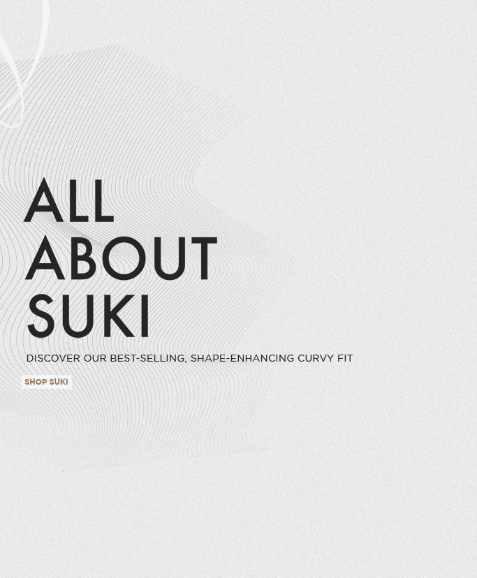 Silver Jeans Co. - All About Suki - Discover our best-selling, shape-enhancing curvy fit - SHOP SUKI