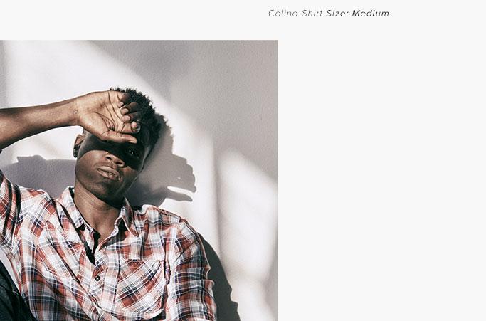 Colino Shirt - size medium