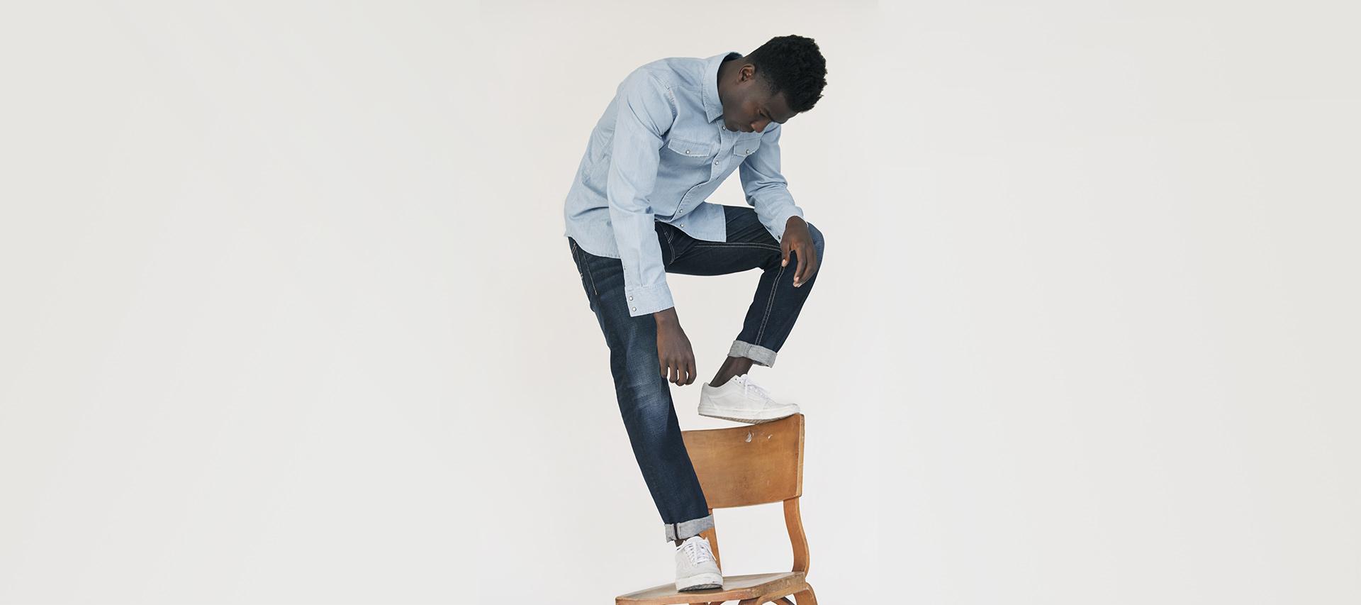 Silver Jeans Co. - Men's Edit image