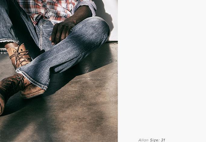 Allan - size 31