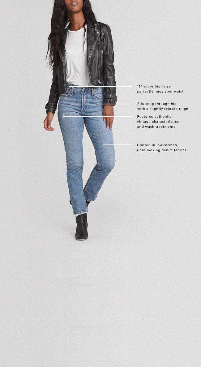 Silver Jeans Co. - Contemporary - Utility Report Image