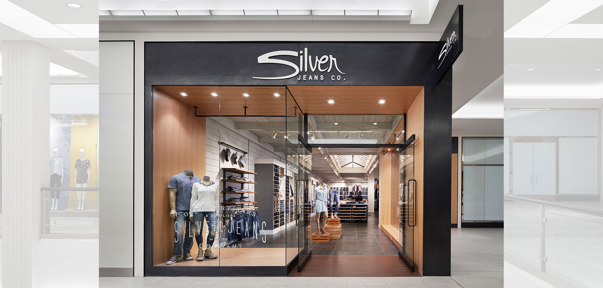 Silver Jeans Co. Loft Locations