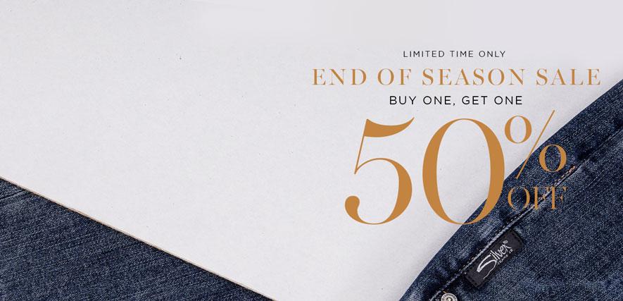 Silver Jeans Co. - Sale