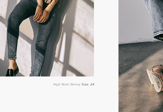High Note Skinny - size 24