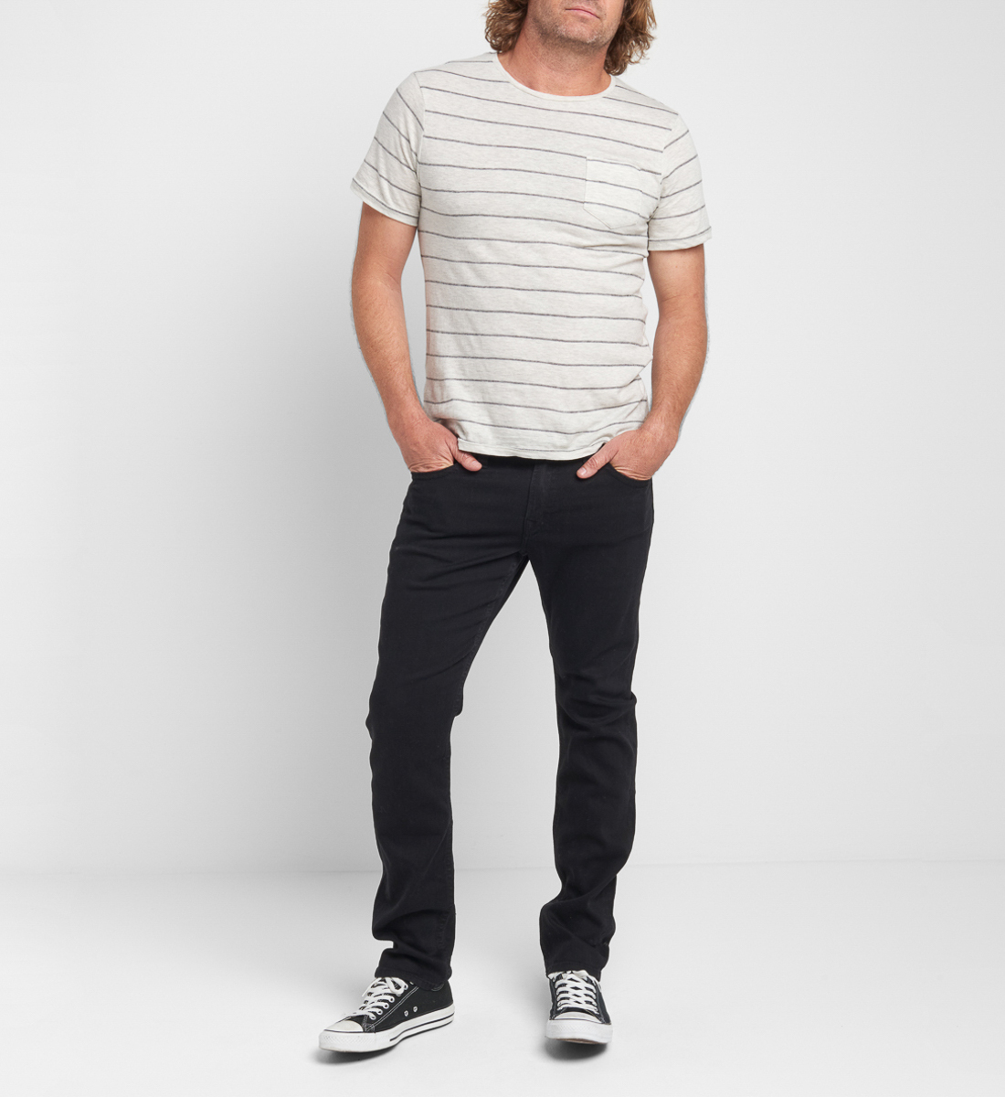 Brody Short-Sleeve Tee Front