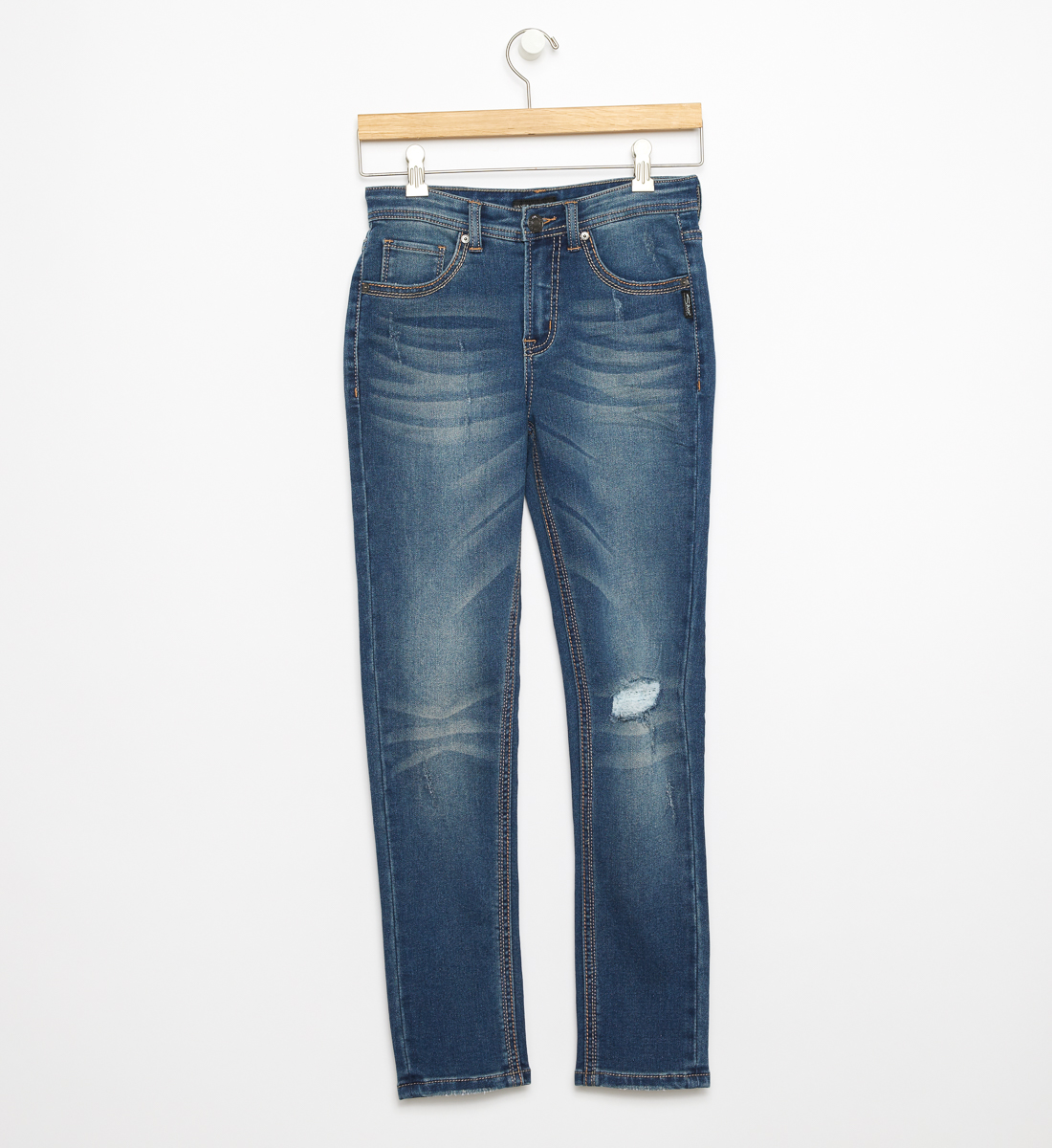 City Skinny Fit Denim, , hi-res