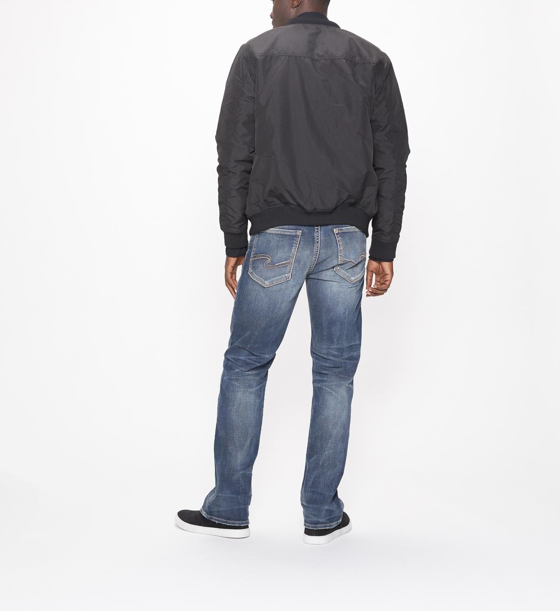 Craig Bootcut Mens Dark Wash | Silver Jeans - photo#23
