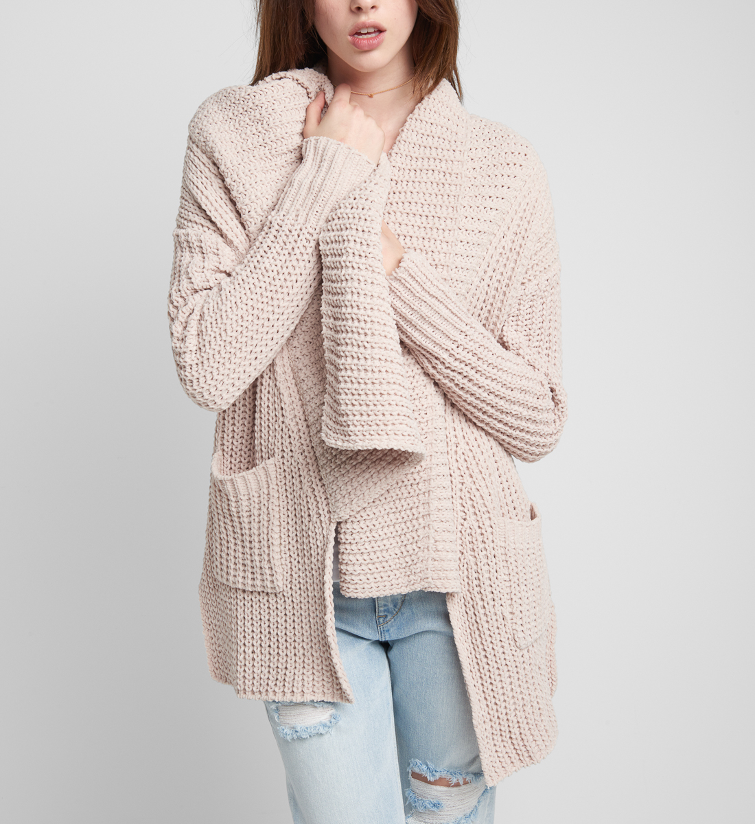 Pacie Sweater Front