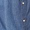 Connor Chambray Button-Down Shirt, Mid Denim, swatch