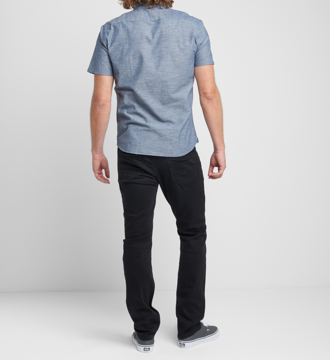 Brett Short-Sleeve Polo Final Sale Side