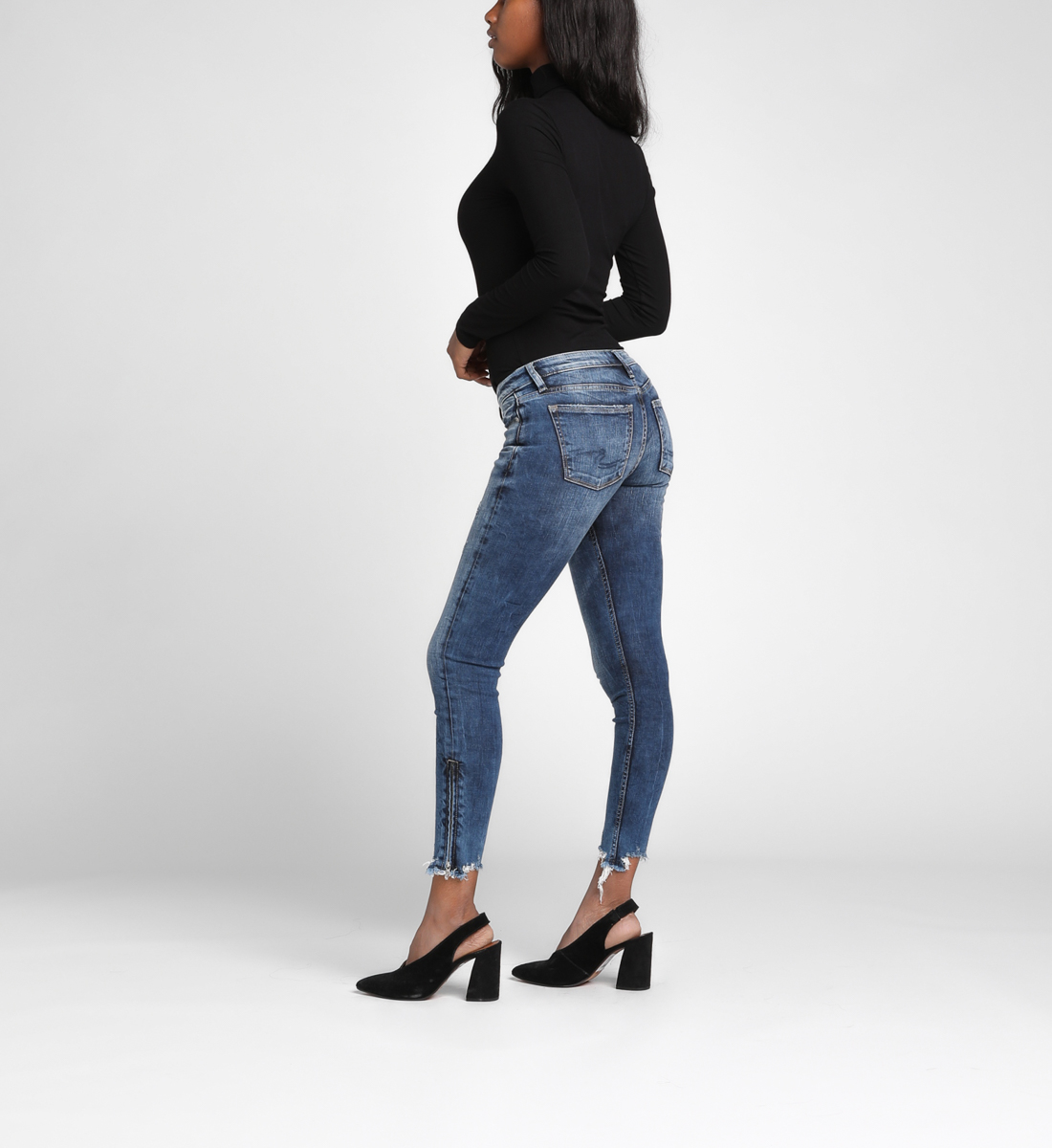 Tuesday Low Rise Ankle Skinny Jeans, , hi-res