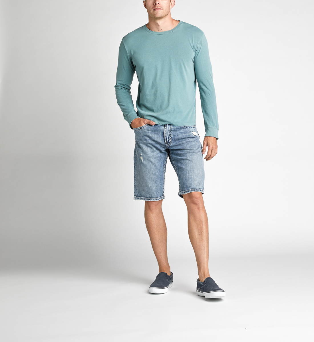 Zac Relaxed Fit Shorts Front