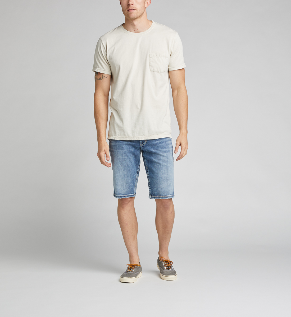 Zac Relaxed Fit Shorts Alt Image 1