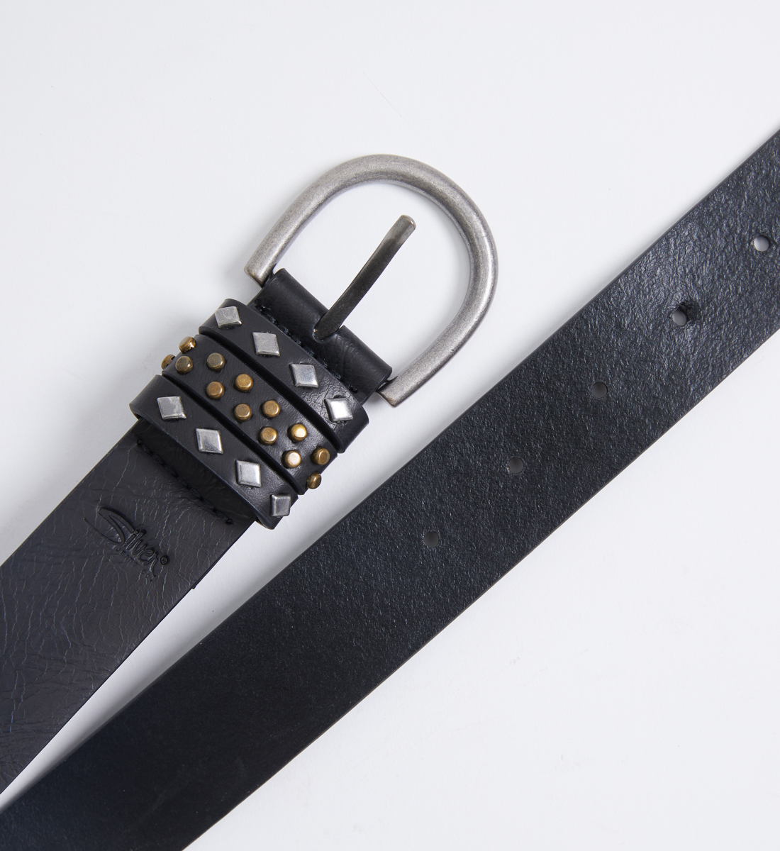 Studded Womens Belt Alt Image 1