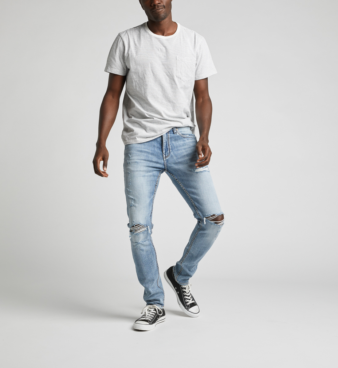 Kenaston Slim Jeans Front
