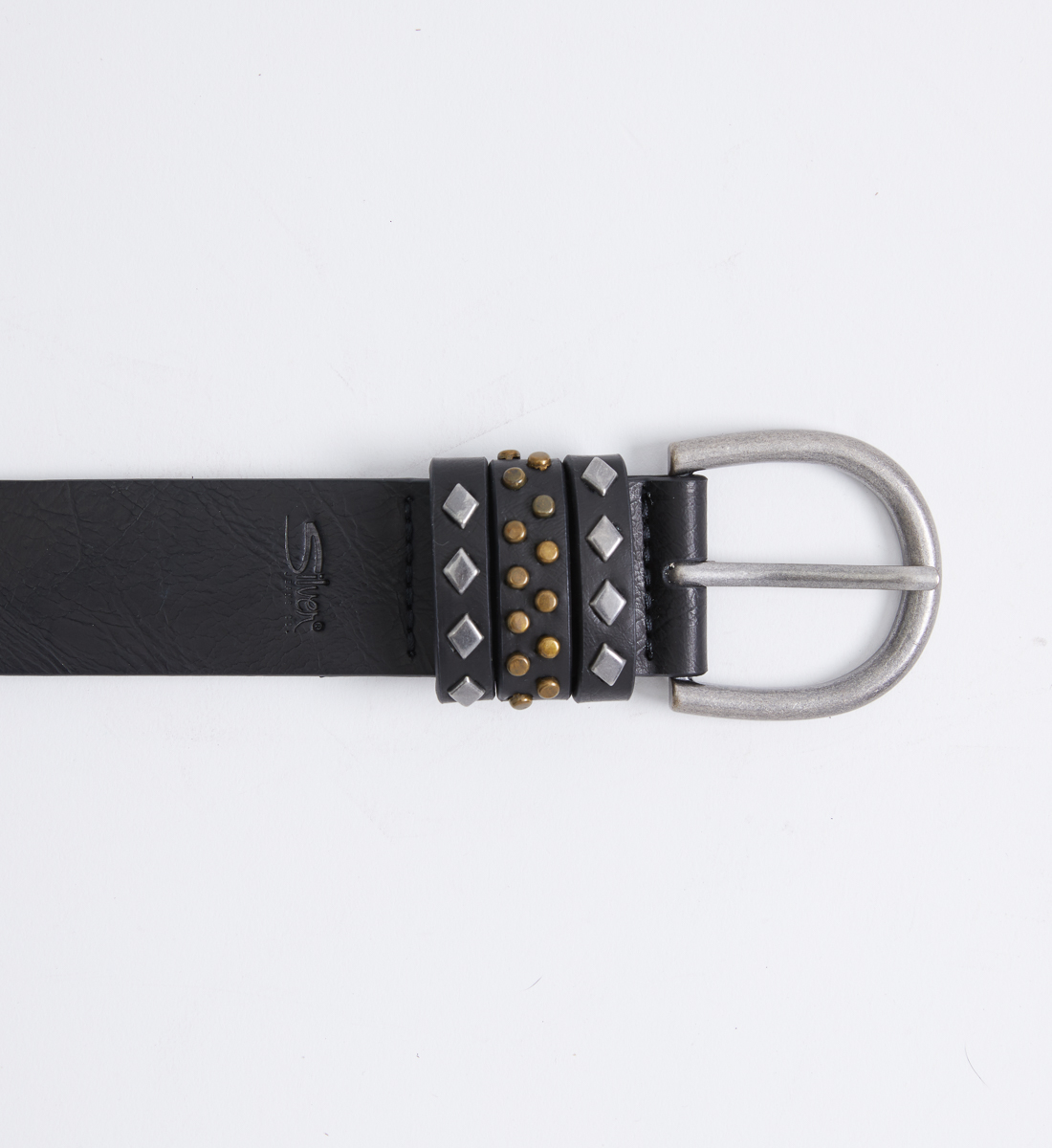 Studded Womens Belt Front