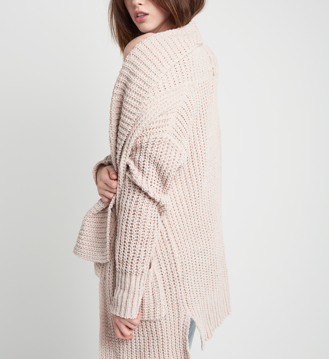 Pacie Sweater Back