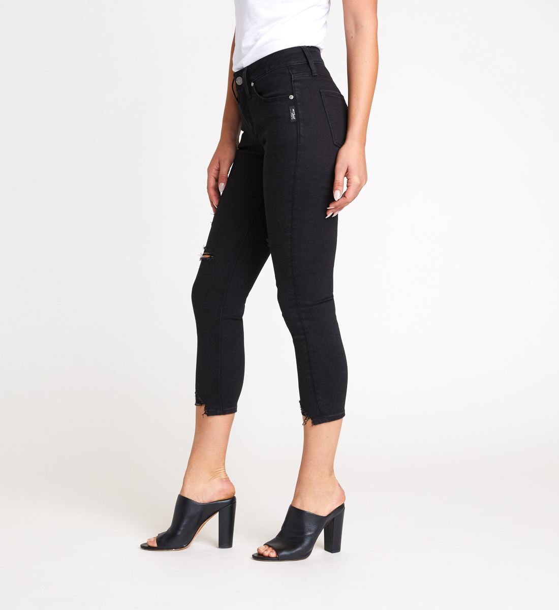 Avery Skinny Crop Side