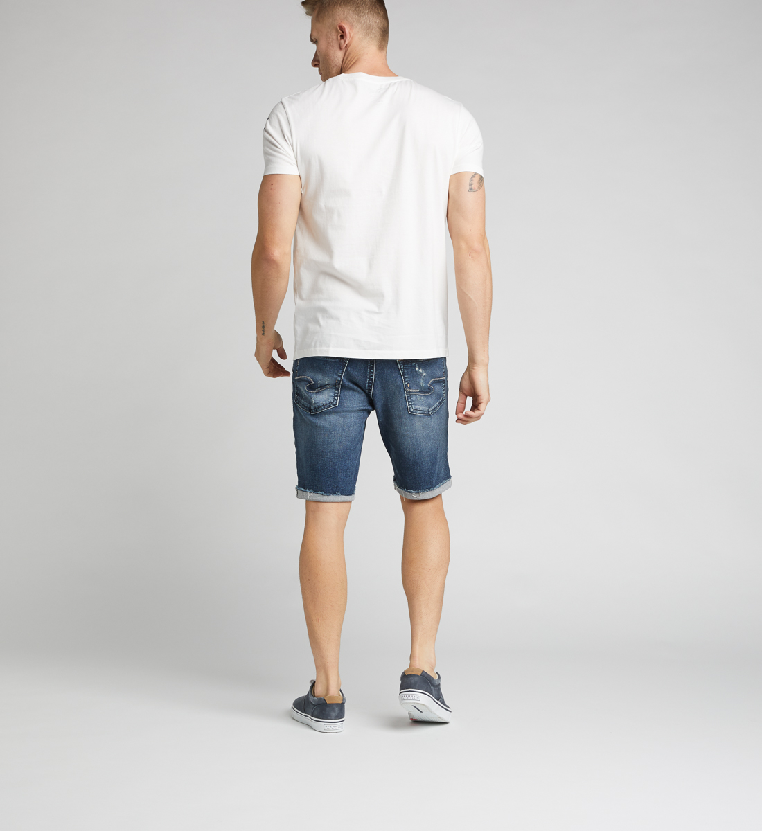 Dax Short-Sleeve Graphic Tee,Warm White Side