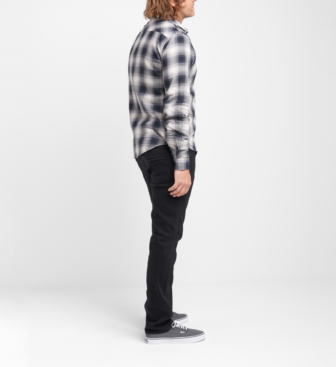 Bennet Plaid Button-Down Shirt Alt Image 1