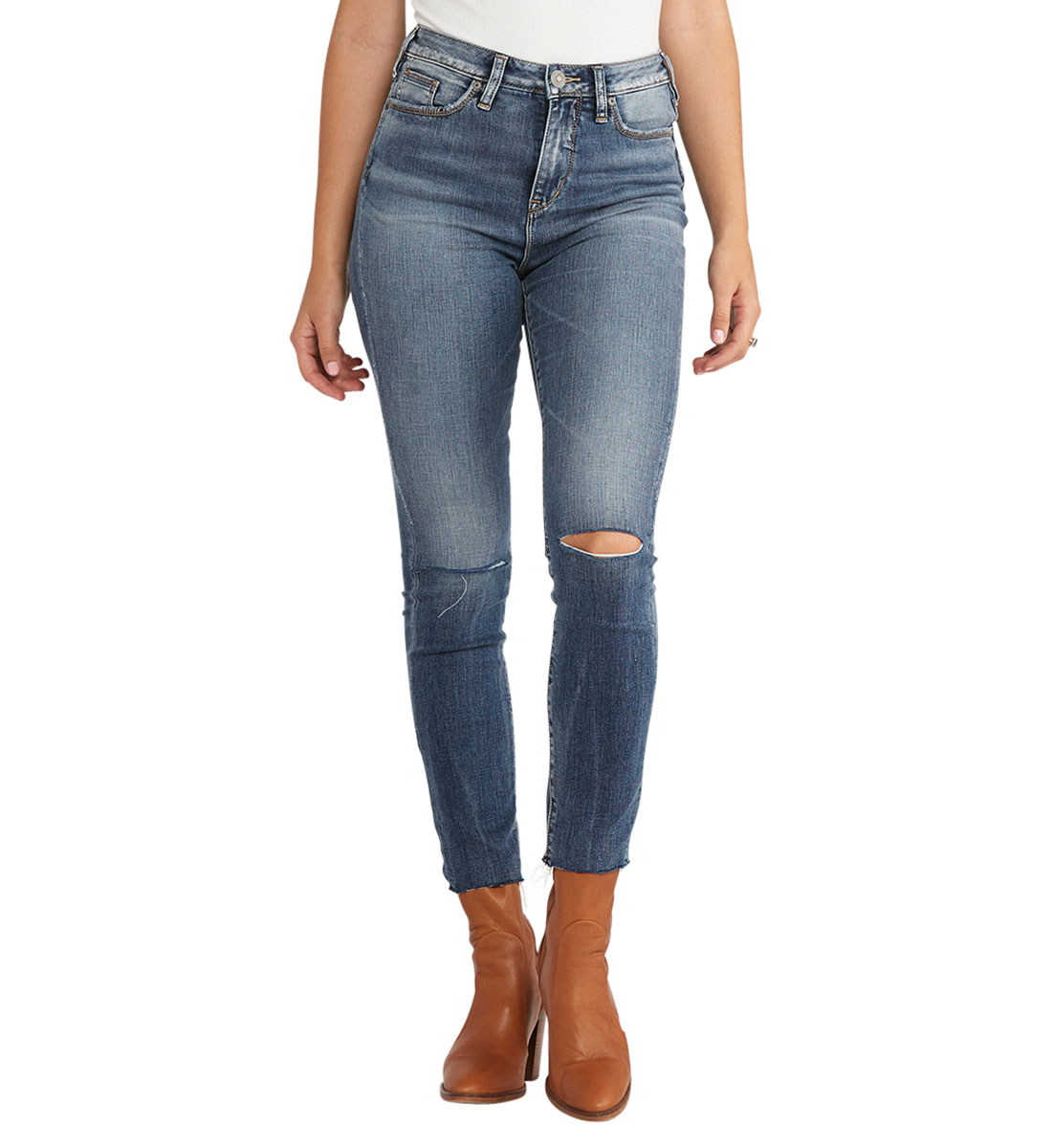 Robson Jegging Medium Wash, Indigo, hi-res