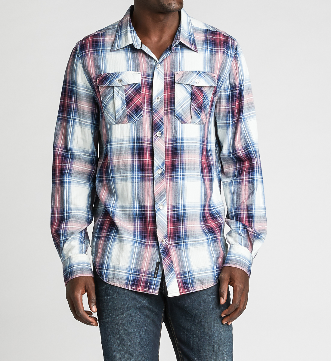 Conway Long-Sleeve Classic Shirt, , hi-res