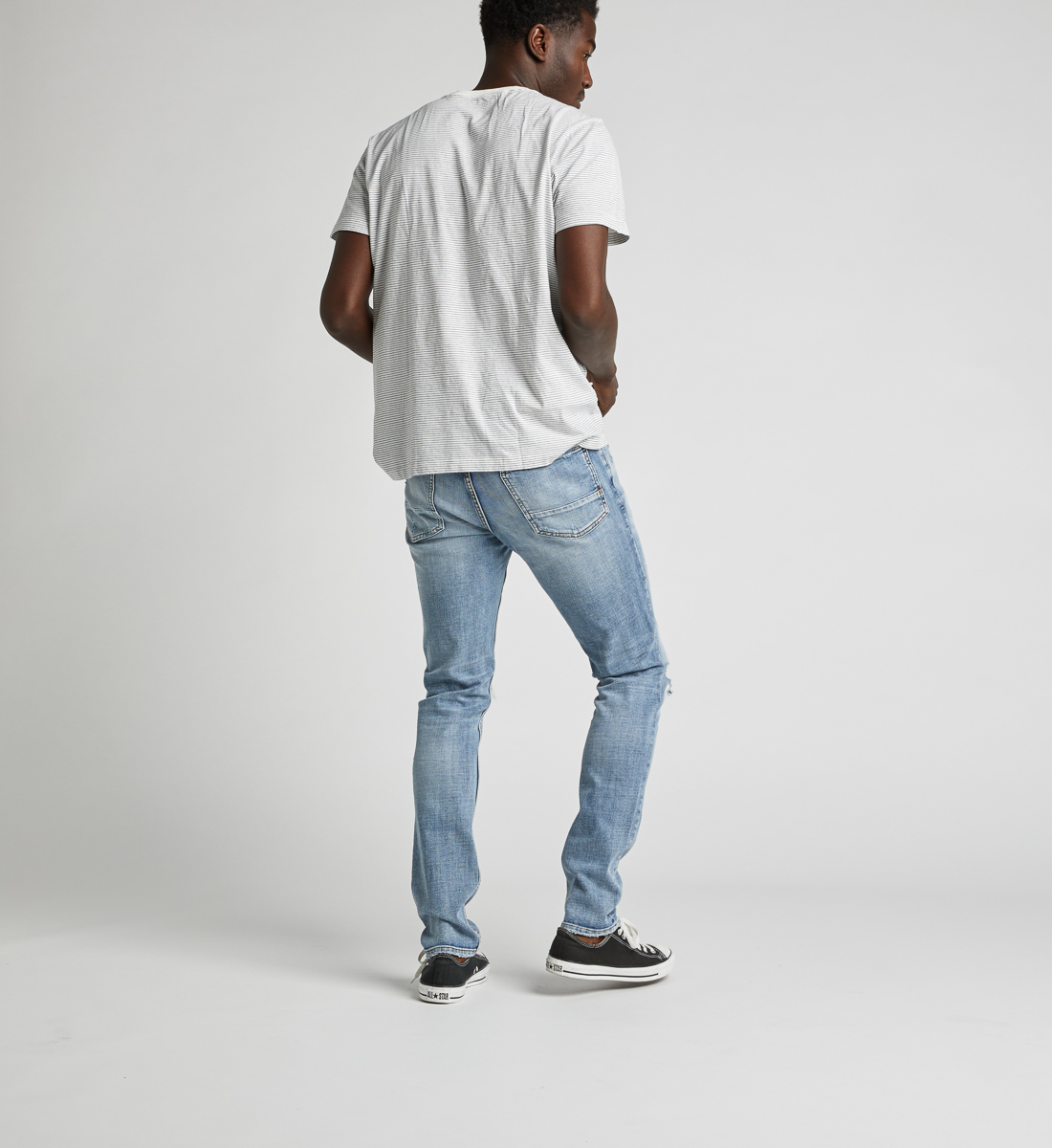 Kenaston Slim Jeans Back