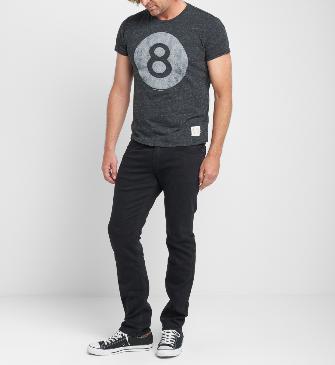 8 Ball Graphic Tee, , hi-res