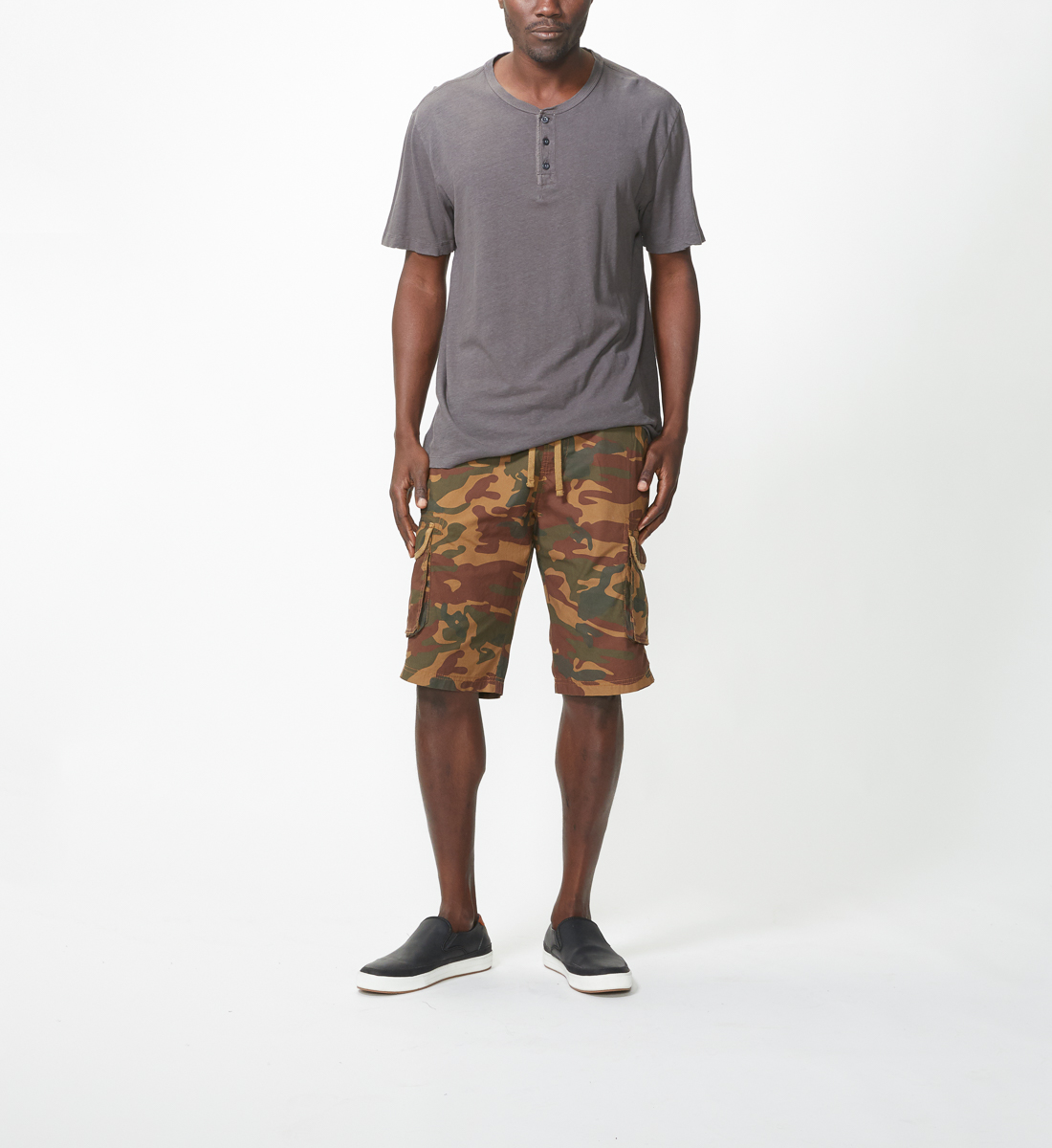 Ryan Camo Cargo Shorts, , hi-res