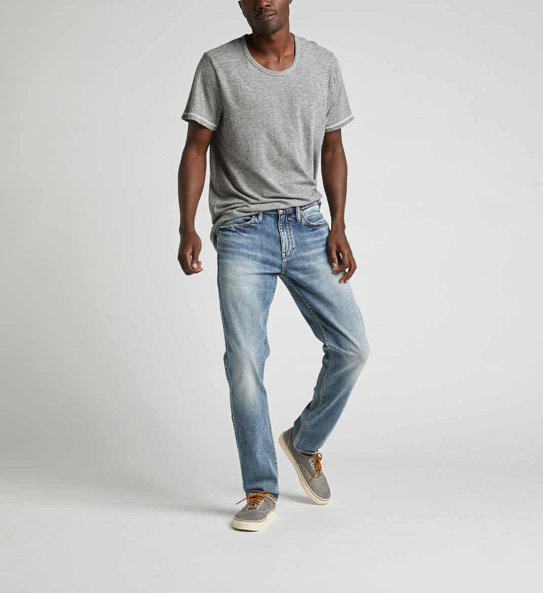 Machray Classic Straight Jeans Alt Image 1