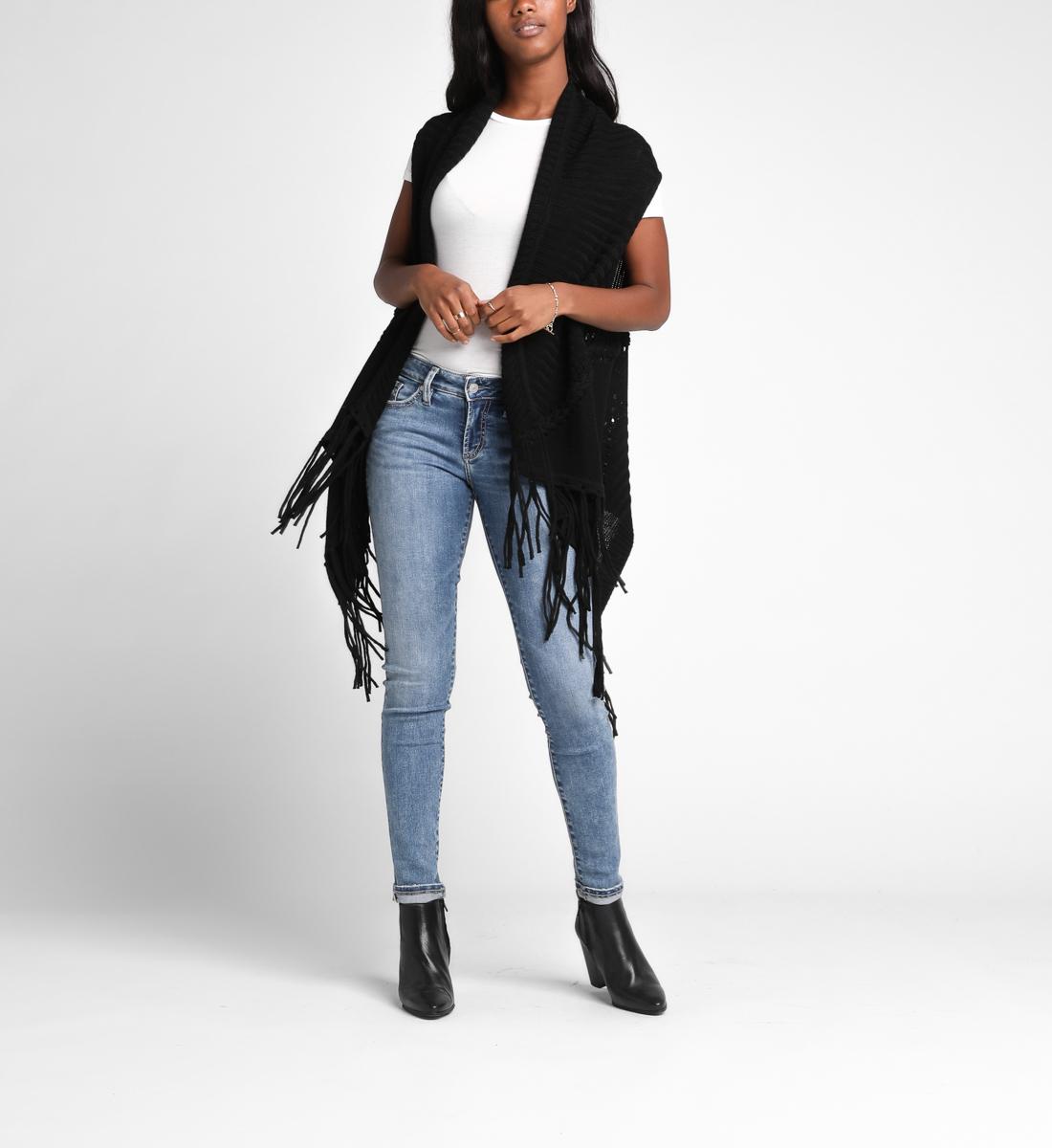 Silver Jeans Parker in Black