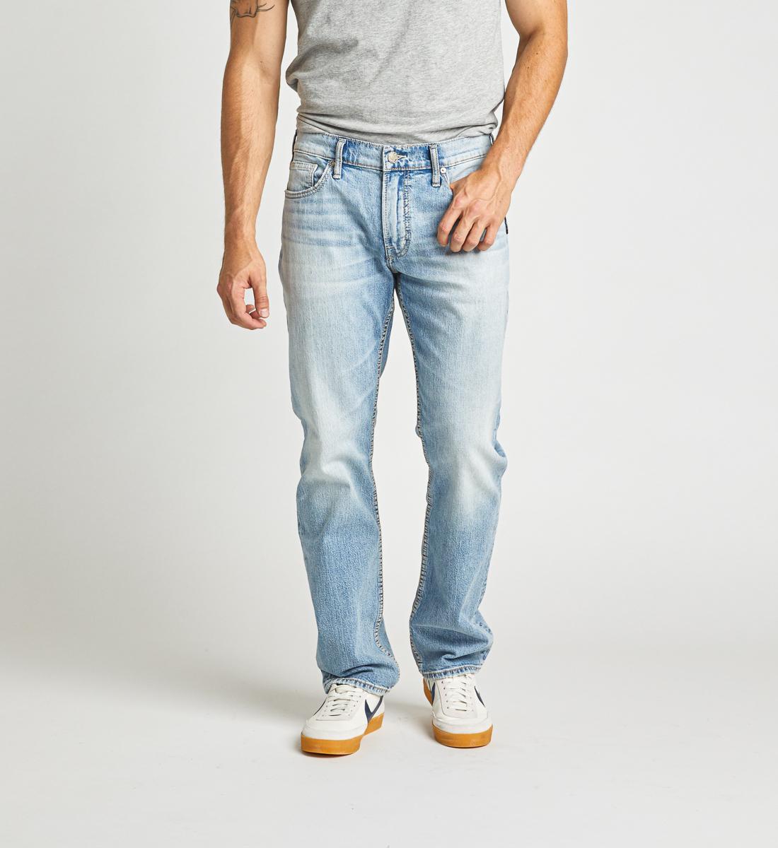 Silver Jeans Allan