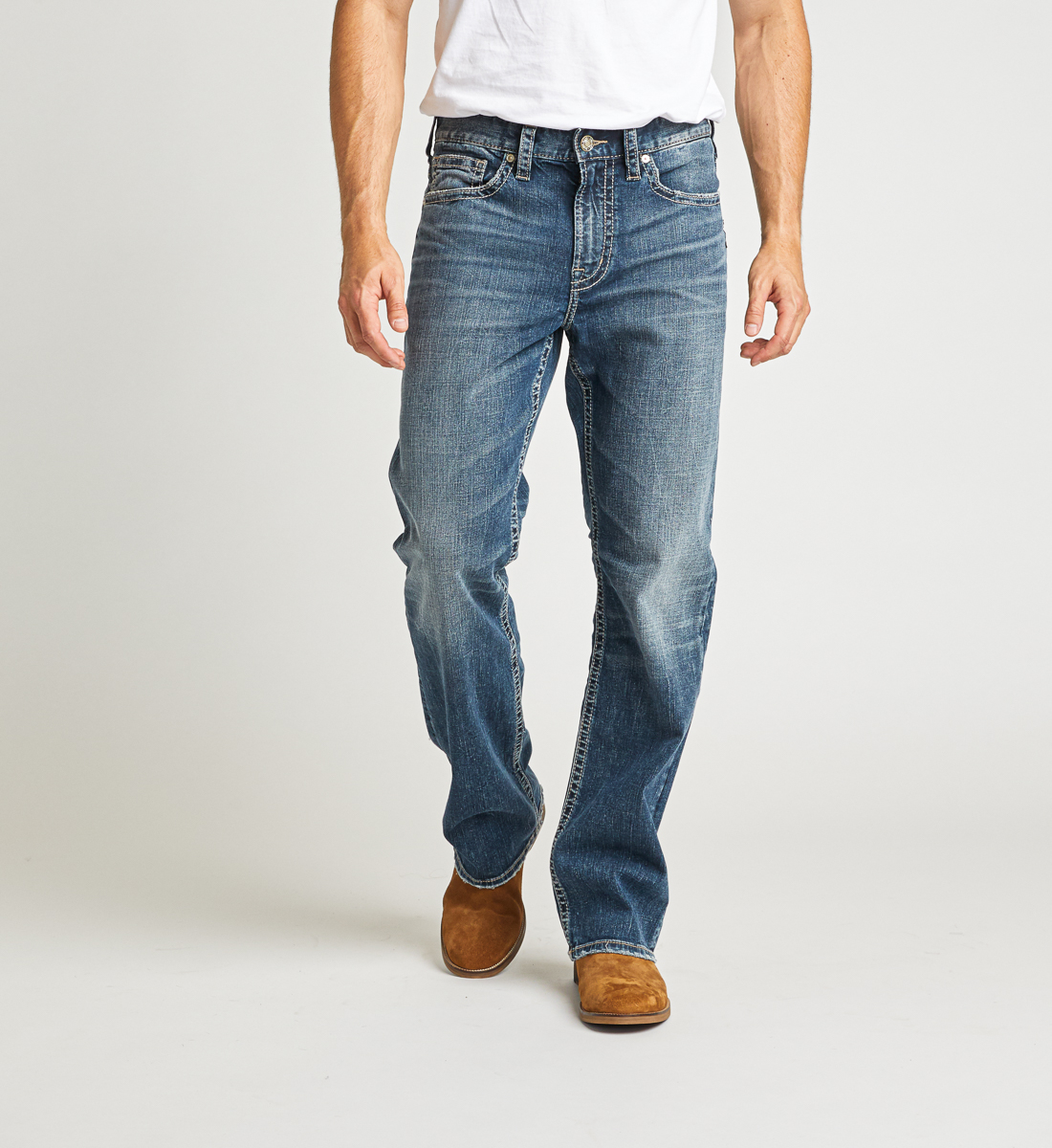 Silver Jeans Craig