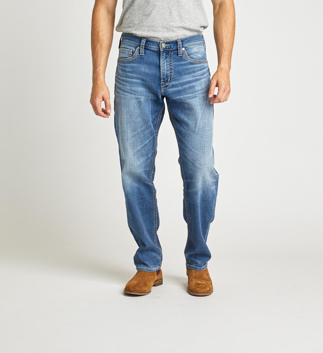 Silver Jeans Hunter