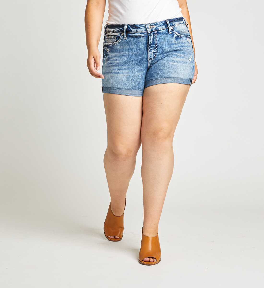 Silver Jeans Elyse Short