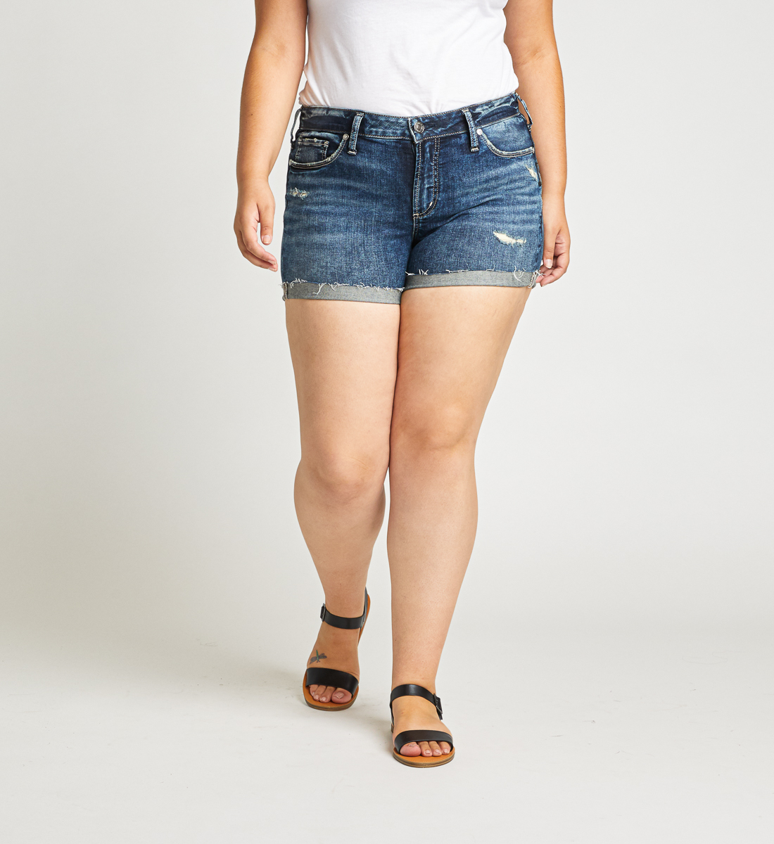 Silver Jeans Suki Short