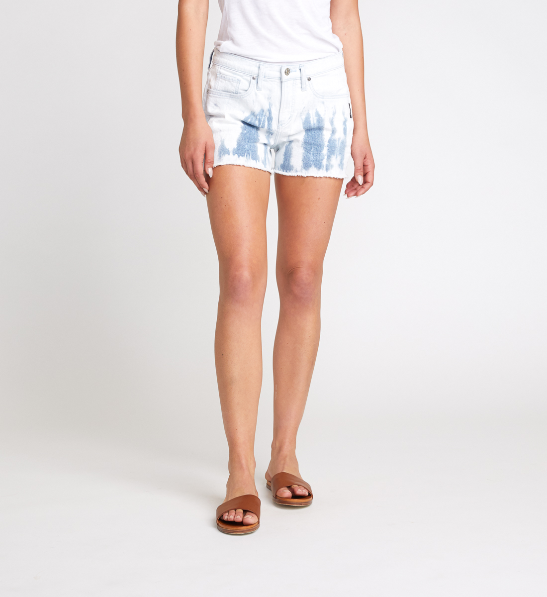 Silver Jeans Not Your Boyfriend'S Shorts