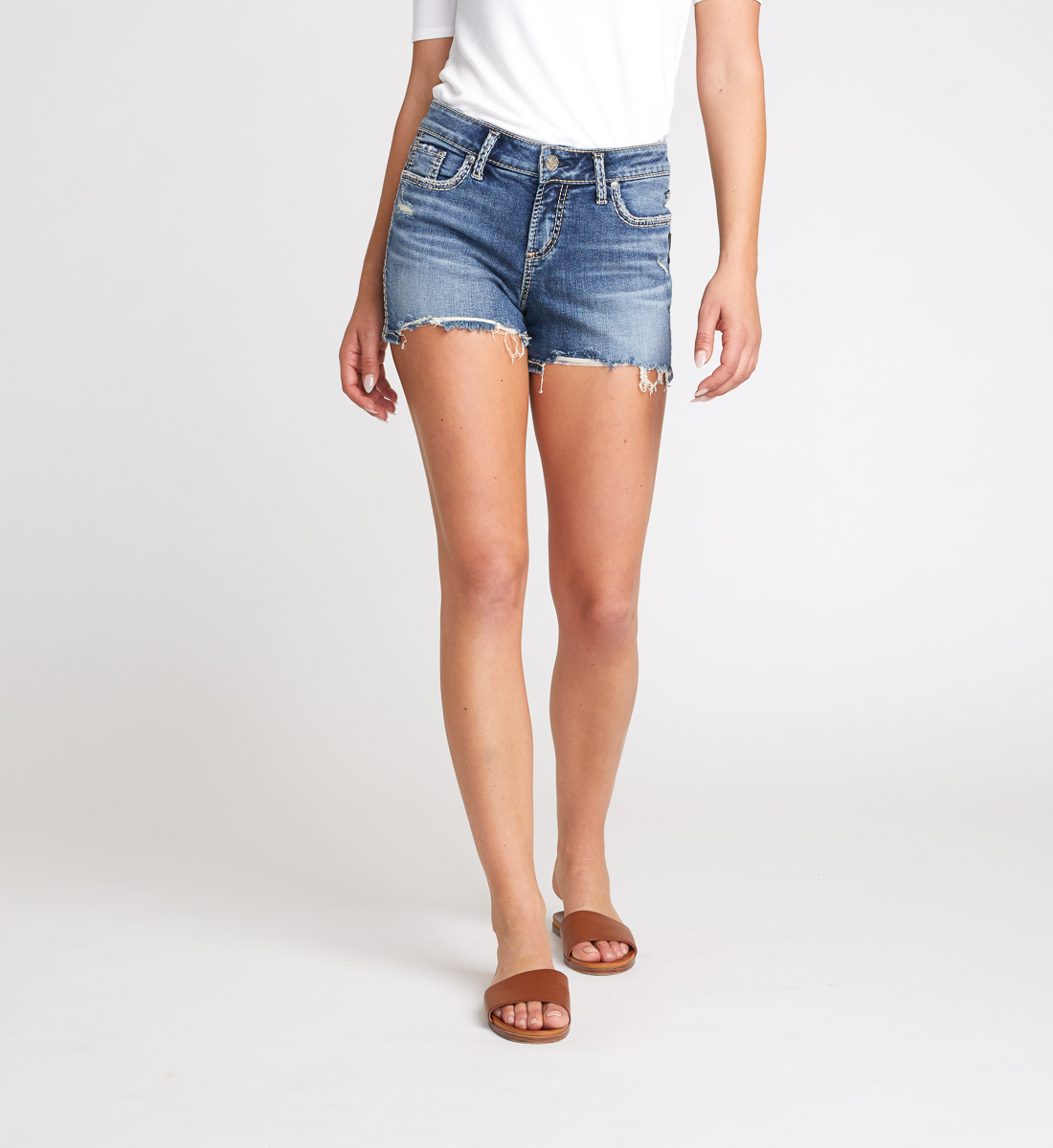 Silver Jeans Elyse Short