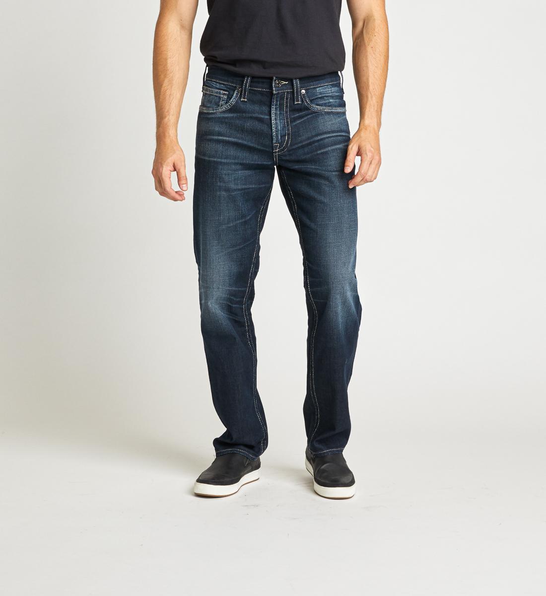 Silver Jeans Eddie