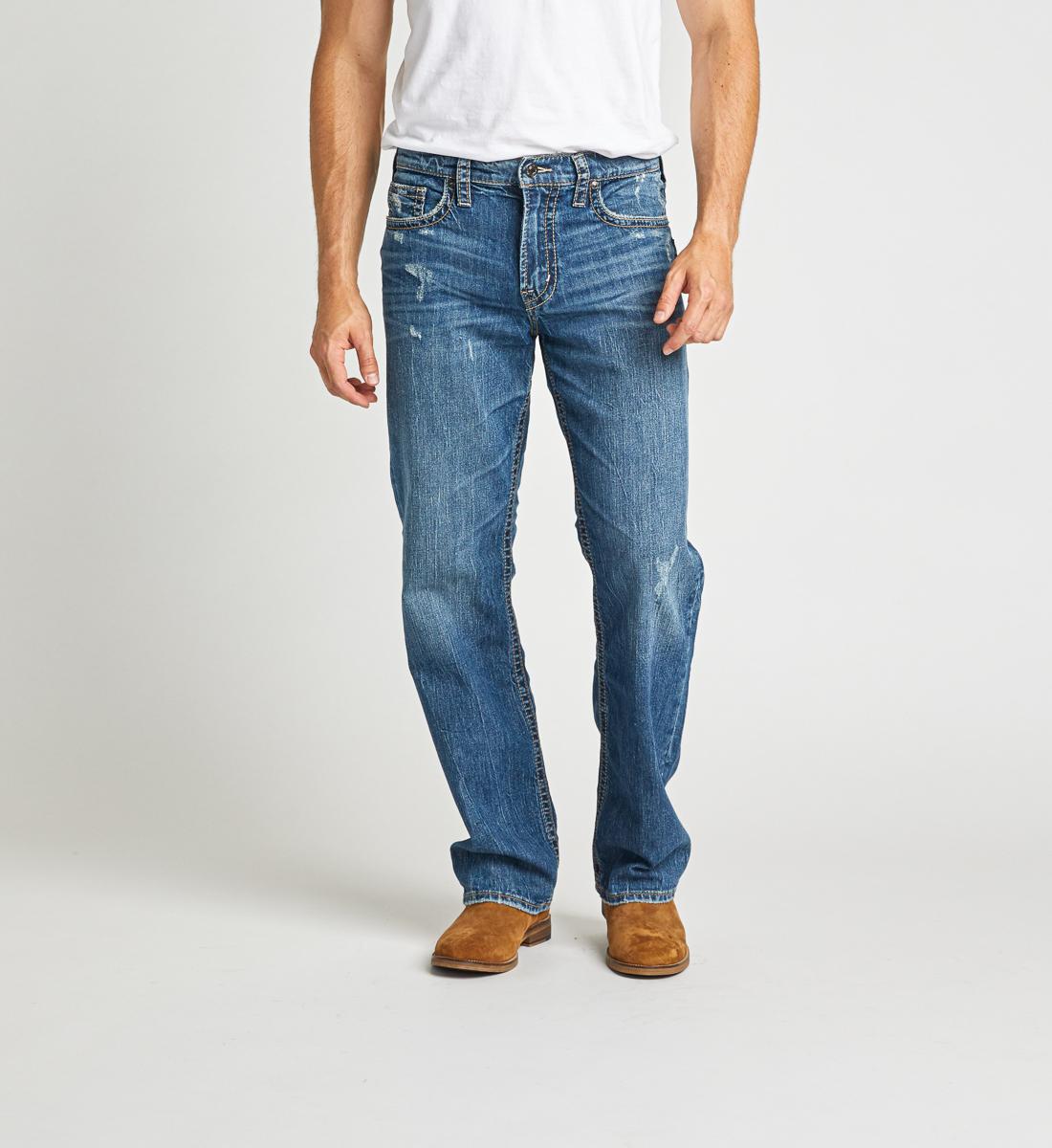 Silver Jeans Gordie
