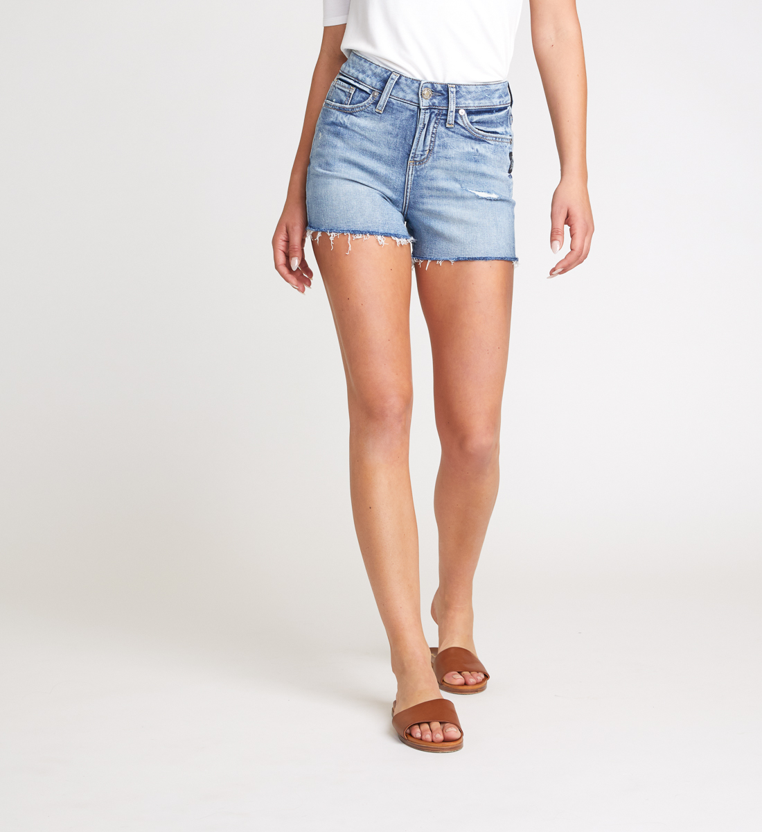 Silver Jeans Avery Short