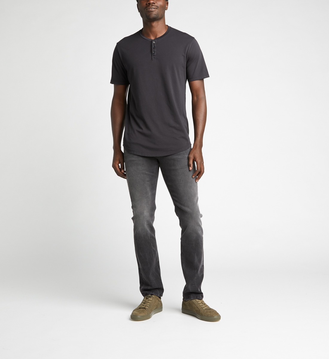 Silver Jeans Konrad Slim Fit Slim Leg Jeans