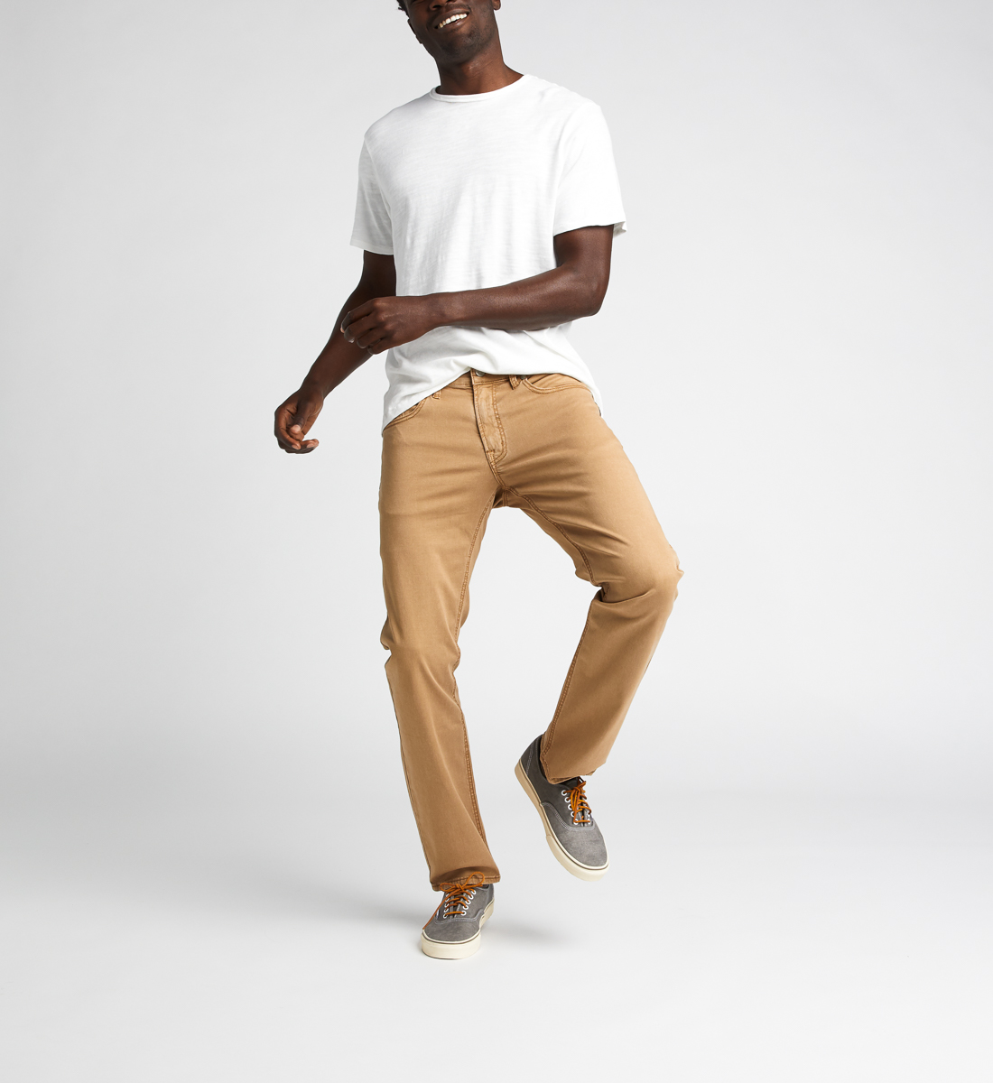 Silver Jeans Allan Classic Straight
