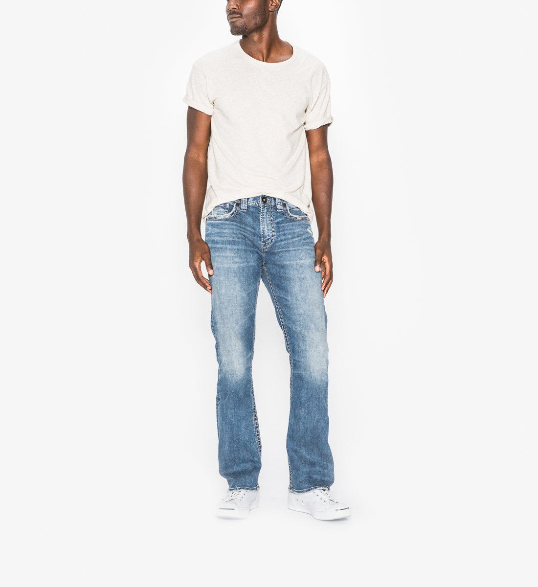 Silver Jeans Craig Light Wash
