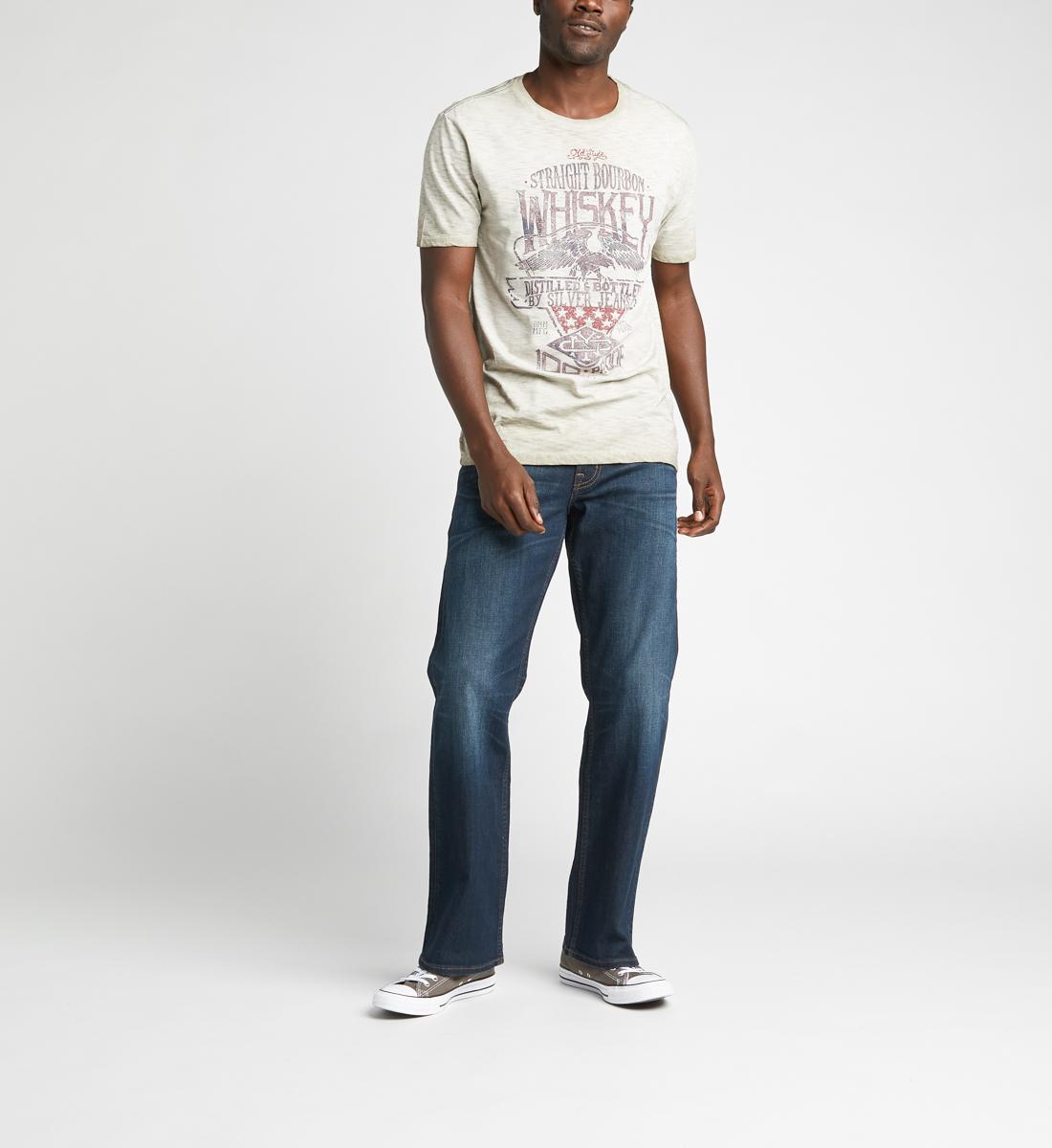 Silver Jeans Zac