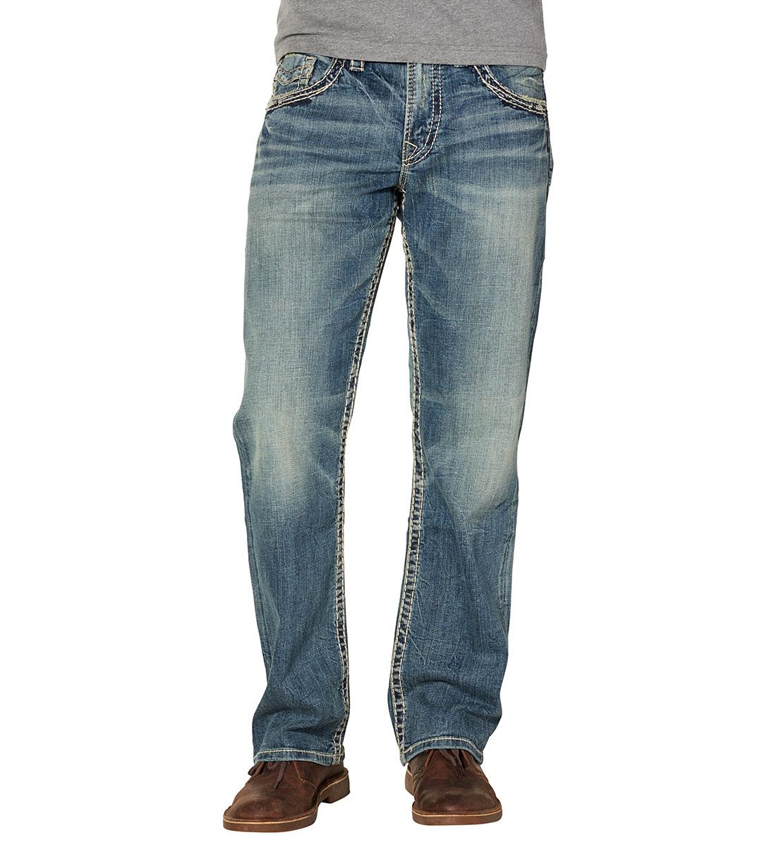 Silver Jeans Gordie Dark Wash